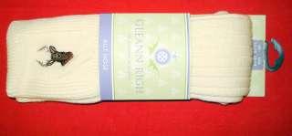 New Pair Stag Wool Kilt Hose Sock All Sz Scotland Made