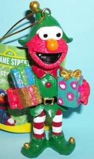 Sesame Street   Elmo Ornament #SE2801