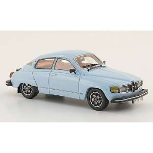 Saab 96, 1979, Model Car, Ready made, Neo Scale Models 1