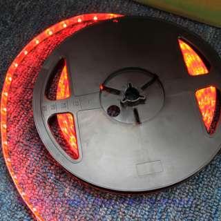 30cm red 18 SMD LED FLEXIBLE STRIP CAR LIGHT BULB 12V
