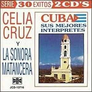 Cuba Sus Mejores Interpretes Celia Cruz, Sonora Matancera Music
