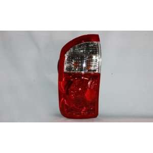 TOYOTA PICK UP TUNDRA TAIL LIGHT LEFT (DRIVER SIDE) (STD