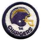NFL San Diego Chargers football TEAM Face Sticker Patch