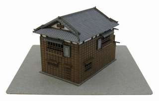 Noodle (Soba) Shop 1/220 Z scale   Sankei MP01 89