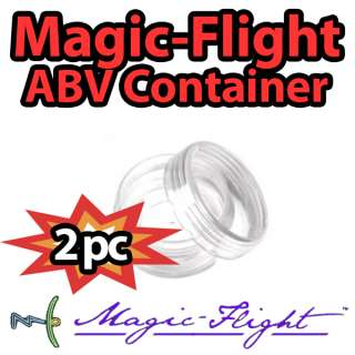 Magic Flight Launch Box Vaporizer Original stash Acrylic Case ABV