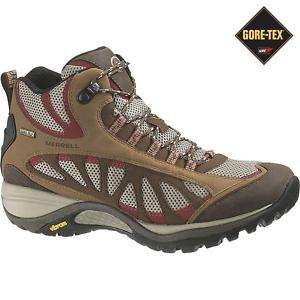 Womens SHOE Merrell SIREN MID GORE TEX XRC J16044 NEW