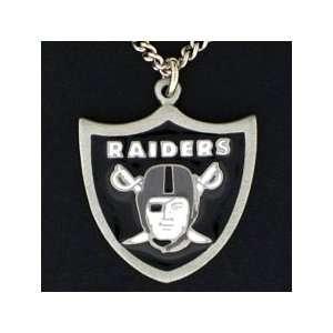Oakland Raiders Team Logo Necklace *SALE* Sports