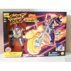 Ghost Rider VENGEANCE Cycle with Rider Toys & Games