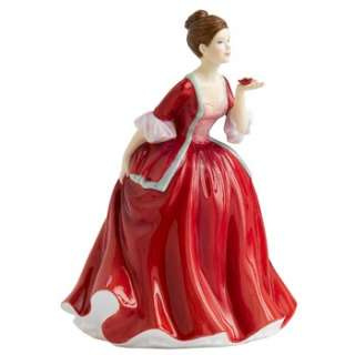 Royal Doulton Pretty Ladies Fleur Figurine Doll Petite