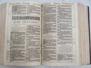 1611 The GREAT SHE BIBLE * 1st Edition * King James Bible * Fine