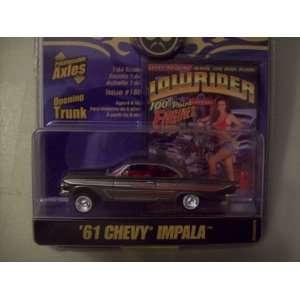 Revell Lowrider Magazine 1961 Chevy Impala Toys & Games