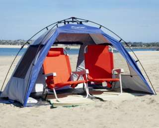 New Blue Shelter Tent Sun Shade Beach Camp Event Canopy LightSpeed 7