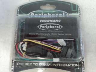 Peripheral PESWICAN2 Steering Wheel Control Adapter