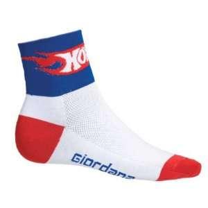 Giordana Hot Wheels Team Cycling Socks   (GI SOCK TEAM