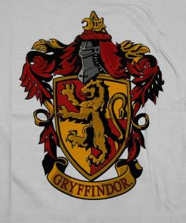 Harry Potter Hogwarts Gryffindor House Crest Youth T Shirt Tee