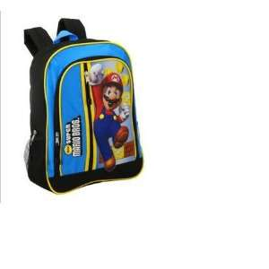 Nintendo Super Mario Brothers Backpack Toys & Games