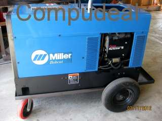 225NT CC/CV AC/DC 8500w Portable Generator/ Welder. VG Nice