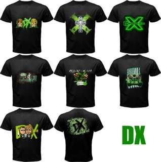 DX D GENERATION Collection T Shirt S 3XL
