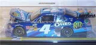 LOW 2011 Tony Stewart #4 Oreo Raced Daytona 4x Win Platinum 124