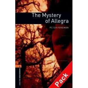 Mystery of Allegra (Oxford Bookworms ELT) (9780194790284