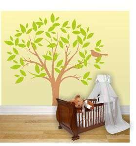 Tree Vinyl Wall Art Sticker Decal Mural All Rooms