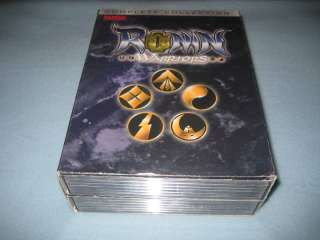 RONIN WARRIORS COMPLETE COLLECTION DVD BOX SET 12 DISCS