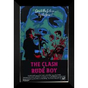 Rude Boy 27x40 FRAMED Movie Poster   Style A   1980 Home