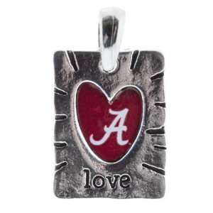 Featuring the University of Alabama Logo. Roll Tide, Measures 1 Inch