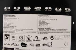 Nikon Coolpix L110 Digital Camera Kit 018208261949