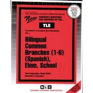 com Bilingual Teacher of Common Branches (1 6) (Spanish) Elementary