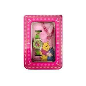 Disney Pooh & Eeyore Watch W/ Jewelry Gift set  Best Friends