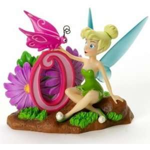 Disney Showcase Tinkerbell Birthday Age 0 Figurine