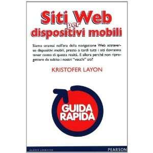 Siti web per dispositivi mobili (9788871927893): Kristofer