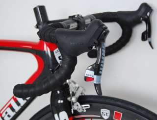 Medium BB30 2012 STRADALLI NAPOLI SRAM RED FULL CARBON ROAD BIKE RACE
