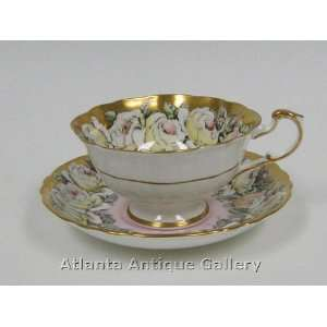 Paragon Double Mark Fine Bone China Cup and Saucer