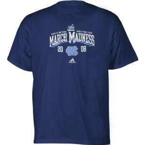 North Carolina Tar Heels 2008 NCAA Tournament T Shirt
