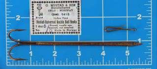 Musatd 9418 Size 6/0 Double Live Bait & Mullet 12 Hooks