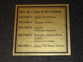 The Carnegie Hall Library Of Classical Music Set18
