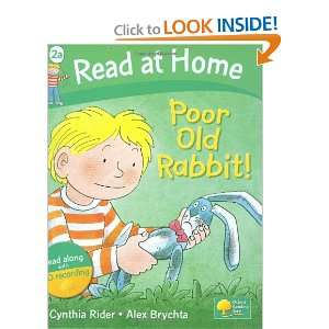 + CD (Read at Home Level 2a) (9780199114542) Cynthia Rider Books
