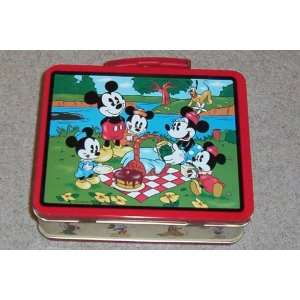 Mickey Mouse Minnie Mouse Lunch Box Lunchbox Goofy, Donald Duck, Pluto