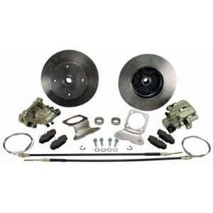 Rear Disc Kit, W/e brake, Type1 68 72 Automotive