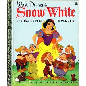 Walt Disneys Snow White & the Seven Dwar Ken Obrien Books