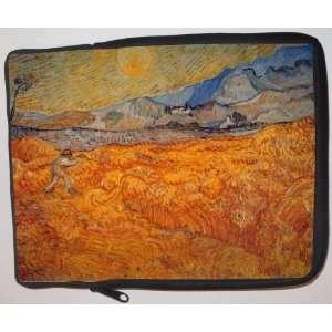 Van Gogh Art Reaper Laptop Sleeve   Note Book sleeve