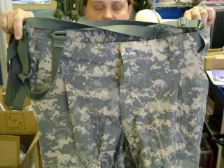 US ARMY ECW L5 SOFT SHELL TROUSER WIND PANTS XLR R NWT