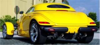 Chrysler Plymouth Prowler Hard Top Painted & Removalable NEW APE