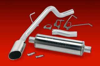 BANKS MONSTER EXHAUST 2008 DODGE RAM 1500 2500 5.7 HEMI