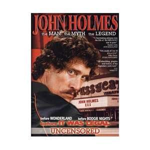 John Holmes:Man, the Myth & the Legen [VHS]: John Holmes