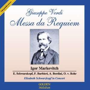 Verdi Messa da Requiem Giuseppe Verdi, George Frederick