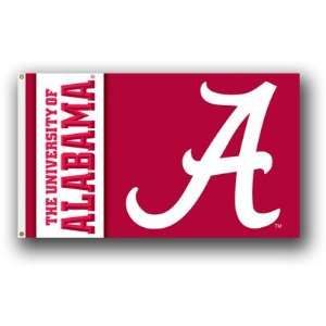 Alabama Crimson Tide 3x5 Flag