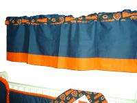 Baby Nursery Crib Bedding Set w/Houston Astros fabric